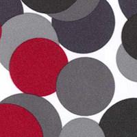 Röntgenschürze - Farbe Candy Circles