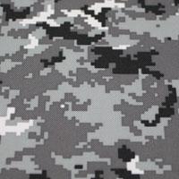 Röntgenschürze - Farbe Digital Grey Camo