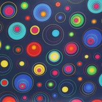 Röntgenschürze - Farbe Cosmic Bright Circle